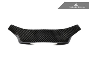 Shop AutoTecknic Carbon Steering Wheel Top Cover - G30 5-Series | G32 6-Series GT | G11 7-Series - AutoTecknic