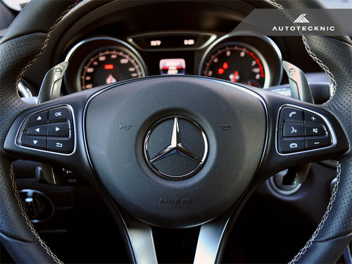 Shop AutoTecknic Competition Shift Paddles - Mercedes-Benz Various Vehicles - AutoTecknic USA