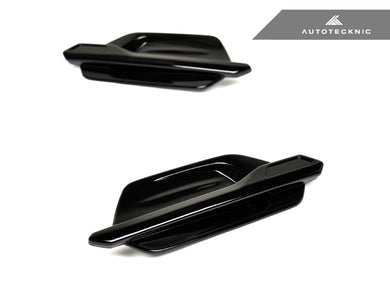 Shop AutoTecknic Replacement Glazing Black Fender Trim - F87 M2 | M2 Competition - AutoTecknic USA