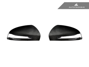 Shop AutoTecknic Replacement Version II Dry Carbon Mirror Covers - Mercedes-Benz W205 C Class | W213 E Class | W222 S Class - AutoTecknic