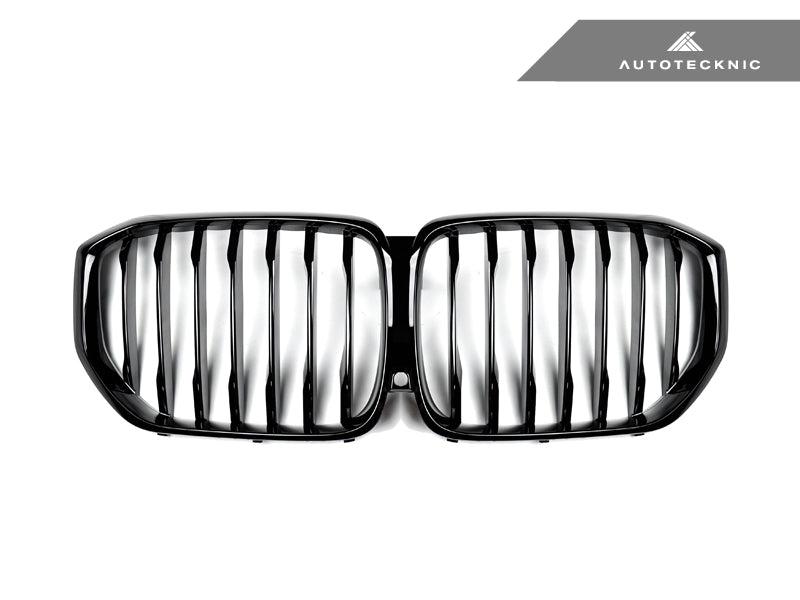 Shop AutoTecknic Painted Glazing Black Front Grilles - G05 X5 - AutoTecknic USA