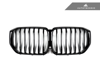 Shop AutoTecknic Replacement Glazing Black Front Grilles - G05 X5 - AutoTecknic
