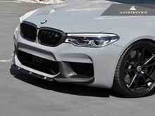 Shop AutoTecknic Dry Carbon Center Front Lip - F90 M5 - AutoTecknic