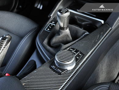 Shop AutoTecknic Carbon I-Drive Touch Controller Cover - BMW F-Chassis & G-Chassis 2014-Up - AutoTecknic USA