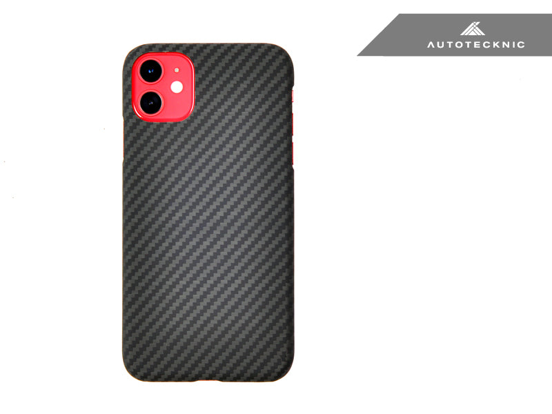 AutoTecknic Super Thin Aramid Case - iPhone 11 Series - AutoTecknic USA