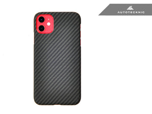 Shop AutoTecknic Super Thin Aramid Case - iPhone 11 Series - AutoTecknic