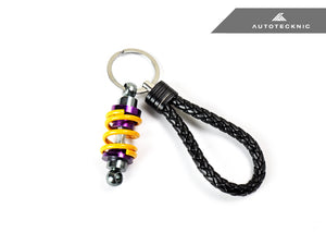 Shop AutoTecknic Novelty Suspension Keychain - AutoTecknic