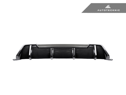 Shop AutoTecknic Dry Carbon Extended-Fin Competition Rear Diffuser - G20 3-Series - AutoTecknic USA