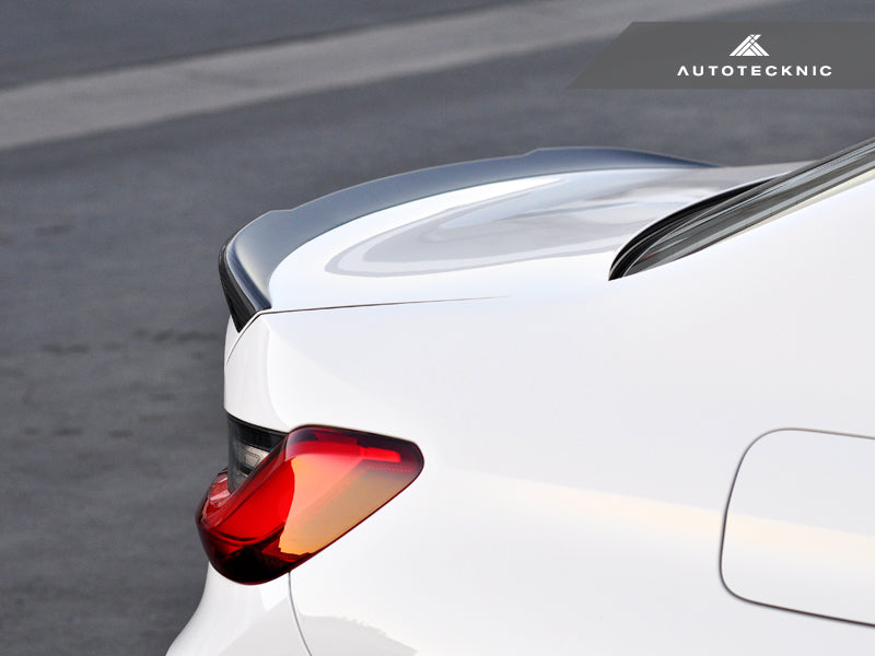 Shop AutoTecknic Dry Carbon Competition Plus Trunk Spoiler - G20 3-Series - AutoTecknic USA