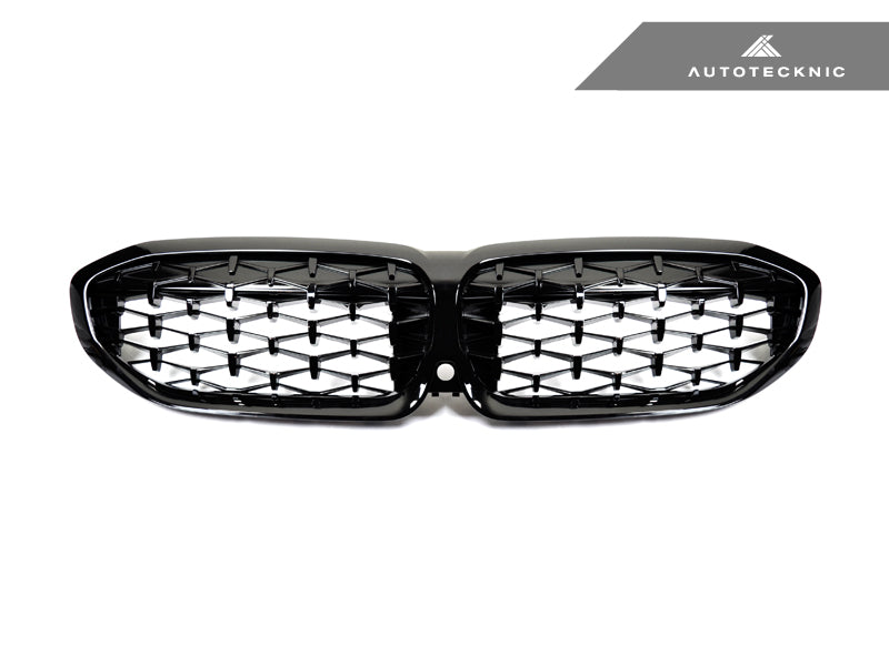 Shop AutoTecknic Replacement Glazing Black Front Grilles - G20 M340I - AutoTecknic USA