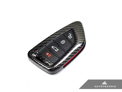 Shop AutoTecknic Dry Carbon Key Case - A90 Supra 2020-Up - AutoTecknic USA