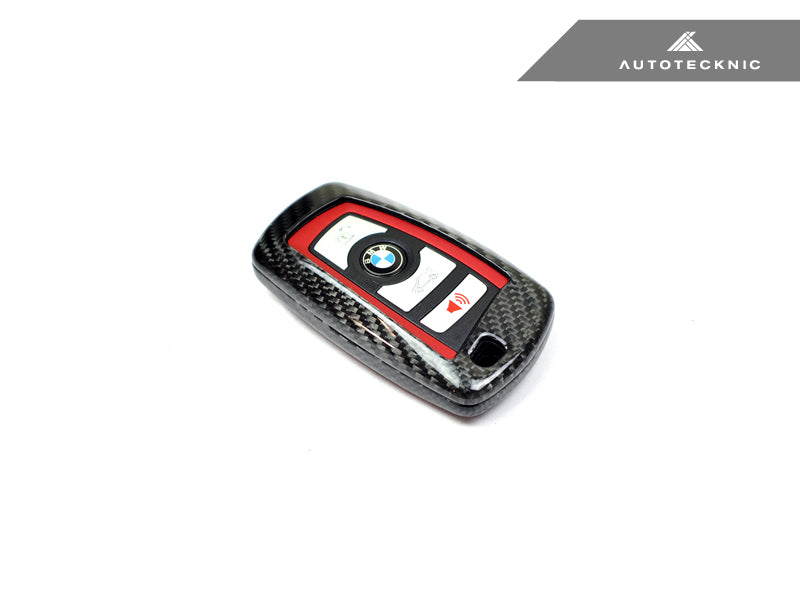 Shop AutoTecknic Dry Carbon Key Case - BMW Various F-Chassis Vehicles - AutoTecknic
