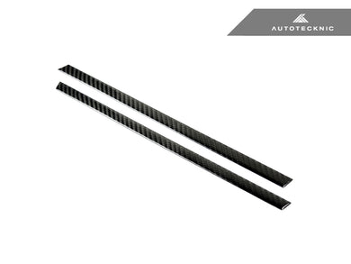 Shop AutoTecknic Carbon Fiber Interior Vent Trim - A90 Supra 2020-Up - AutoTecknic USA