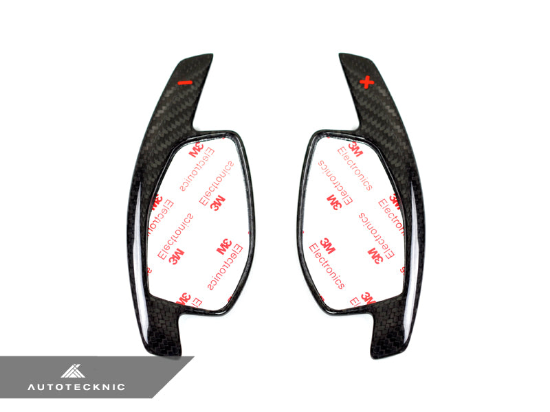 AutoTecknic Dry Carbon Competition Shift Paddles - Audi TTRS 2016-Up - AutoTecknic USA