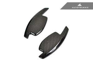 Shop AutoTecknic Dry Carbon Competition Shift Paddles - Audi RS4 2018-Up - AutoTecknic USA