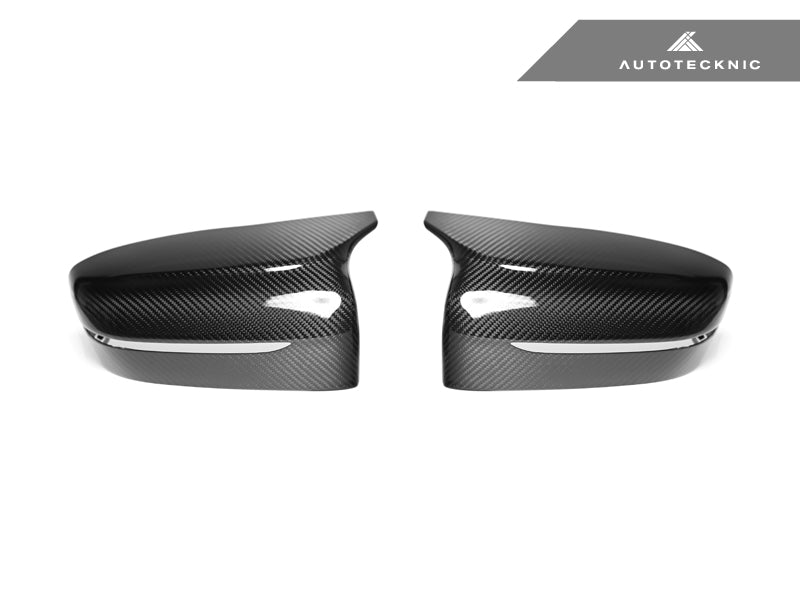Shop AutoTecknic Replacement Dry Carbon Mirror Covers - F90 M5 - AutoTecknic USA