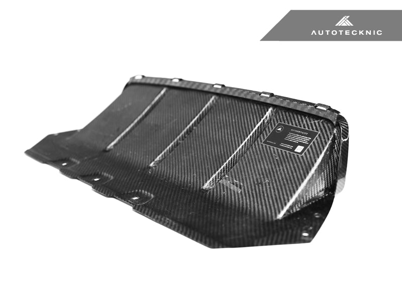 Shop AutoTecknic Dry Carbon Competition Center Diffuser - F10 M5 - AutoTecknic USA