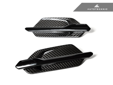 Shop AutoTecknic Replacement Dry Carbon Fiber Fender Trim - F87 M2 | M2 Competition - AutoTecknic USA