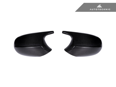 Shop AutoTecknic Carbon M-Inspired Mirror Covers - E90/ E92/ E93 3-Series | E82 1-Series LCI - AutoTecknic USA