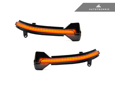 Shop AutoTecknic Smoked Dynamic Sequential LED Turn Signal - F10 5-Series | F06/ F12/ F13 6-Series - AutoTecknic