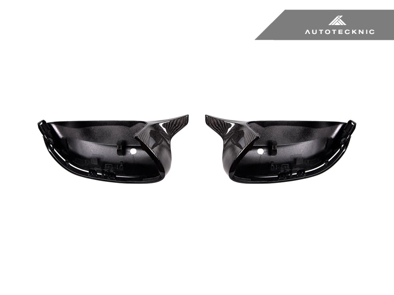 Shop AutoTecknic M-Inspired Carbon Fiber Mirror Covers - G20 3-Series - AutoTecknic USA