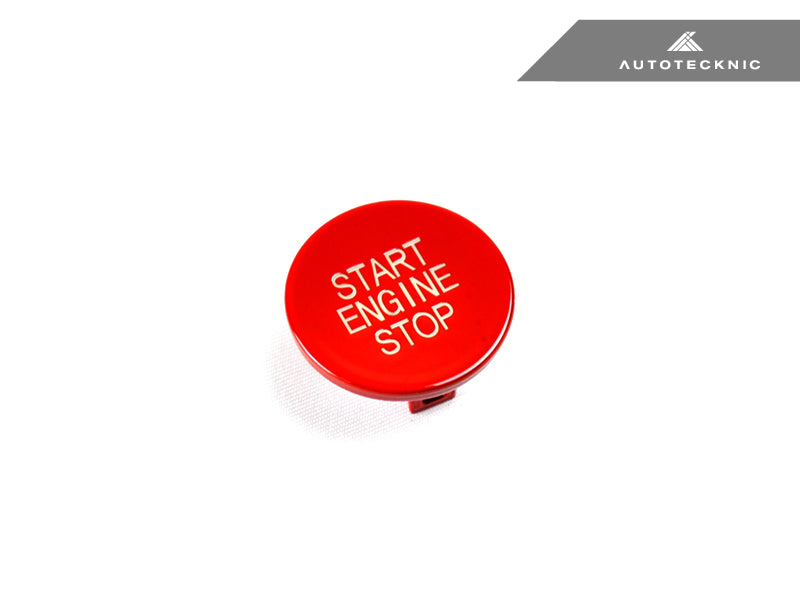 Shop AutoTecknic Bright Red Start Stop Button - F40 1-Series | F44 2-Series Gran Coupe - AutoTecknic USA