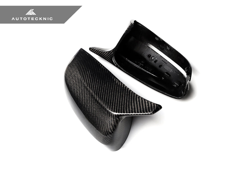 Shop AutoTecknic M-Inspired Carbon Fiber Mirror Covers - G14/ G15/ G16 8-Series - AutoTecknic USA