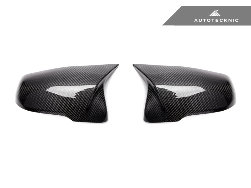 Shop AutoTecknic Replacement Aero Carbon Mirror Covers - A90 Supra 2020-Up - AutoTecknic USA