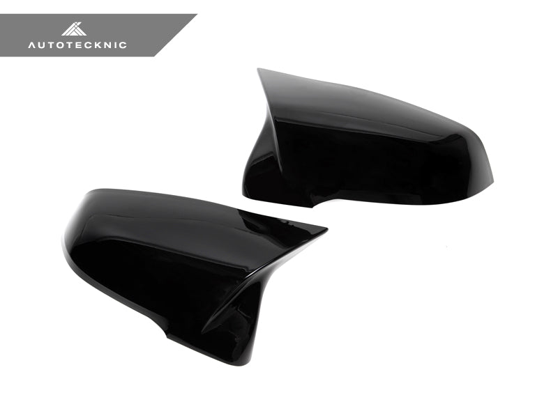Shop AutoTecknic Painted M-Inspired Mirror Covers - F20 1-Series | F22 2-Series | F30 3-Series | F32/ F36 4-Series | F87 M2 - AutoTecknic USA