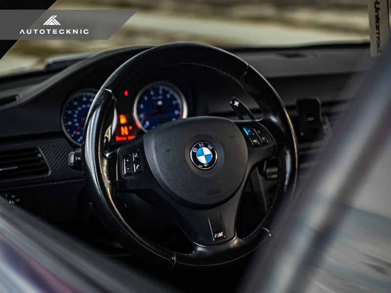 AutoTecknic Carbon Competition Shift Paddles - BMW E9X M3 | E70 X5M | E71 X6M M-DCT - AutoTecknic USA