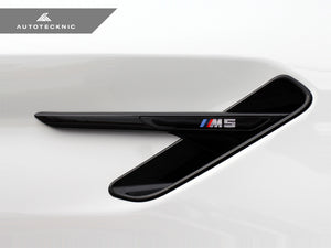 Shop AutoTecknic Glazing Black Fender Trim - F90 M5 - AutoTecknic