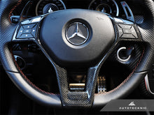 Shop AutoTecknic Carbon Fiber Steering Wheel Trim - Mercedes Benz (Various Vehicles) - AutoTecknic