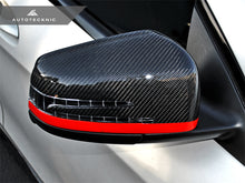Shop AutoTecknic Replacement Carbon Mirror Covers - Mercedes-Benz A / B / C / E / S / CLA / CLS / CL / GLK Class - AutoTecknic USA