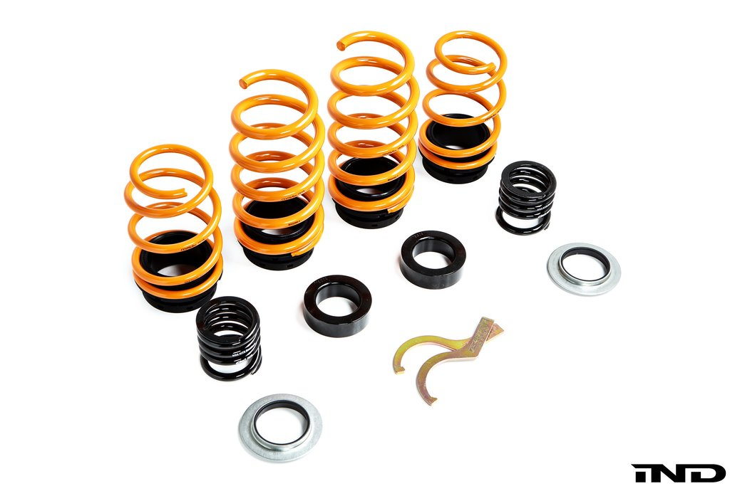 Shop MSS Height Adjustable Spring Kit - F90 M5 - AutoTecknic USA