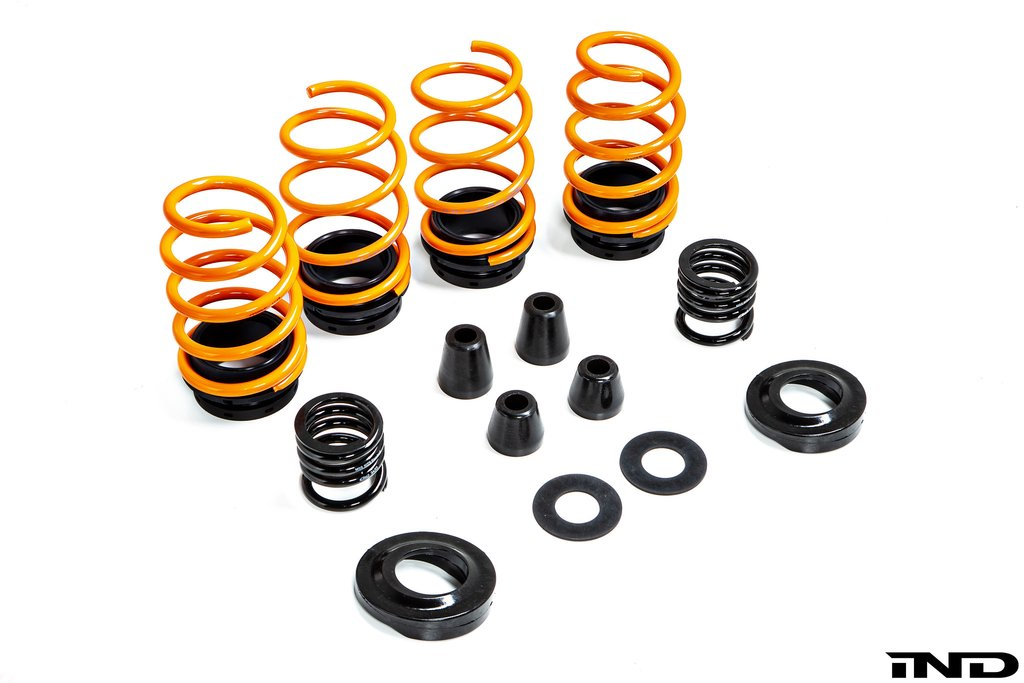 MSS Height Adjustable Spring Kit - G02 X4 - AutoTecknic USA