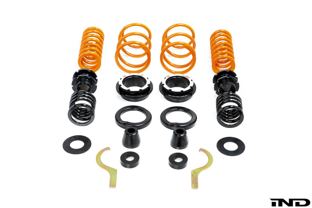 MSS Height Adjustable Spring Kit - F80 M3 | F82/ F83 M4 - AutoTecknic USA