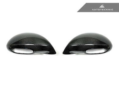 AutoTecknic Carbon Sport Design Mirror Covers - Porsche 991 Turbo | GT3 | GT4