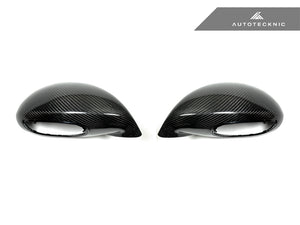 Shop AutoTecknic Carbon Sport Design Mirror Covers - Porsche 991 Turbo | GT3 | GT4 - AutoTecknic