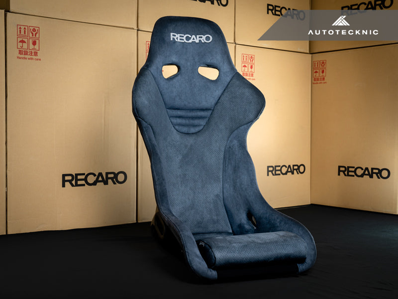 Recaro RS-G - Perforated Alcantara - AutoTecknic USA