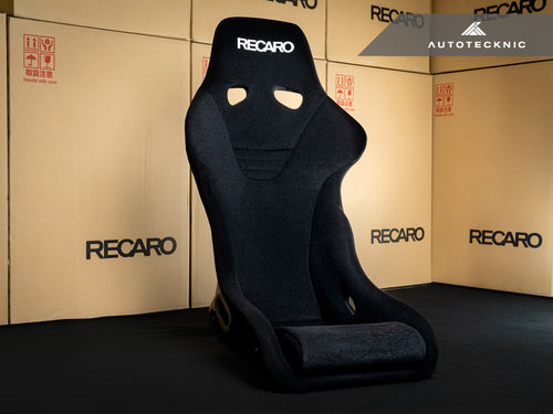 Shop Recaro RS-GE - Black Velour - AutoTecknic USA
