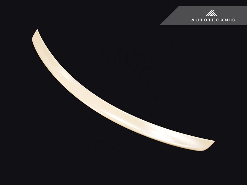 Shop AutoTecknic Trunk Spoiler - Mercedez-Benz C204 C-Class Coupe (2011-2013) - AutoTecknic