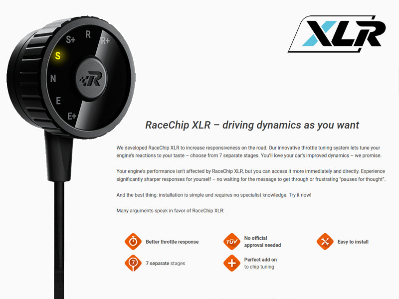 Shop RaceChip RS Series - BMW G11/ G12 | 740I/ 740IX - AutoTecknic USA