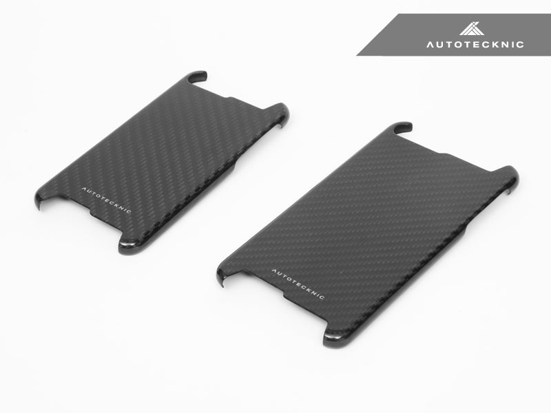 AutoTecknic Dry Carbon Fiber iPhone Case - iPhone 7 | 7 Plus / iPhone 8 | 8 Plus - AutoTecknic USA
