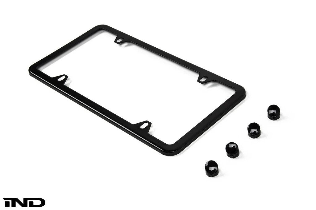 IND Painted License Plate Frame - AutoTecknic USA