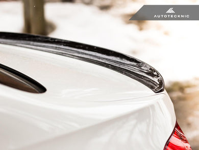 Shop AutoTecknic Vacuumed Carbon Fiber Performante Trunk Spoiler - F80 M3 | F30 3-Series - AutoTecknic USA