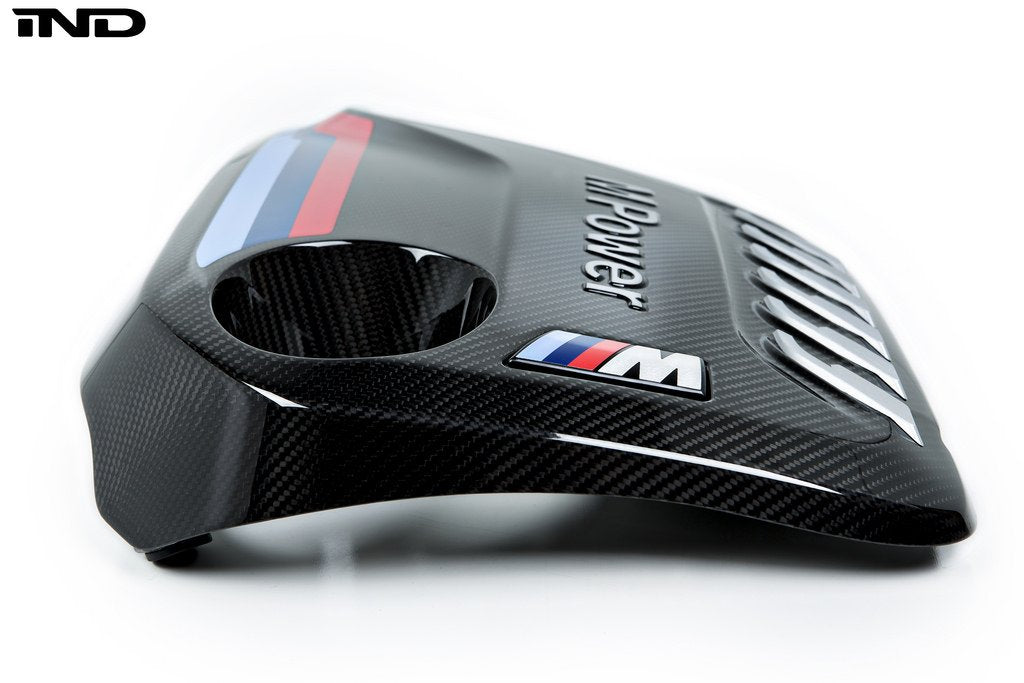 BMW M Performance Carbon Engine Cover - F80 M3 | F82/ F83 M4 - AutoTecknic USA