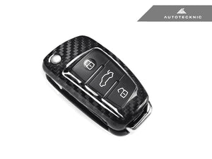 Shop AutoTecknic Dry Carbon Key Case - Audi Vehicles - AutoTecknic USA