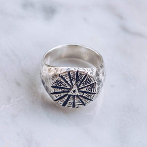 SUNRISE RING | 925 STERLING SILVER - JewelryLab
