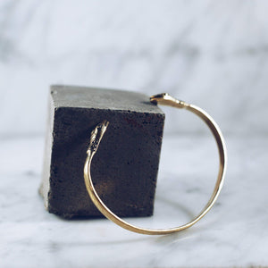ATHENA BRACELET | 24K GOLD PLATED - JewelryLab