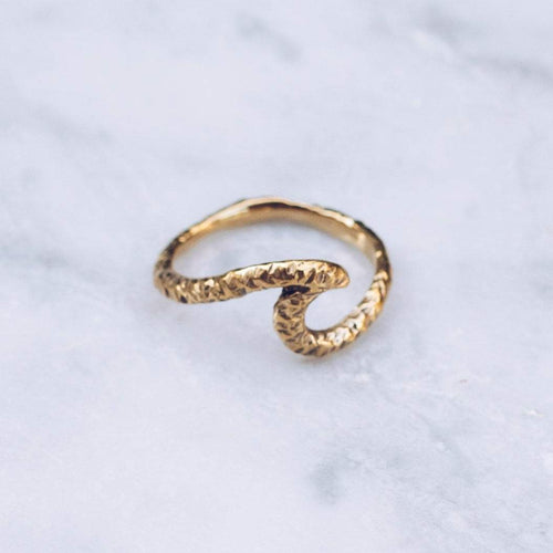 WAVE | BRASS - JewelryLab